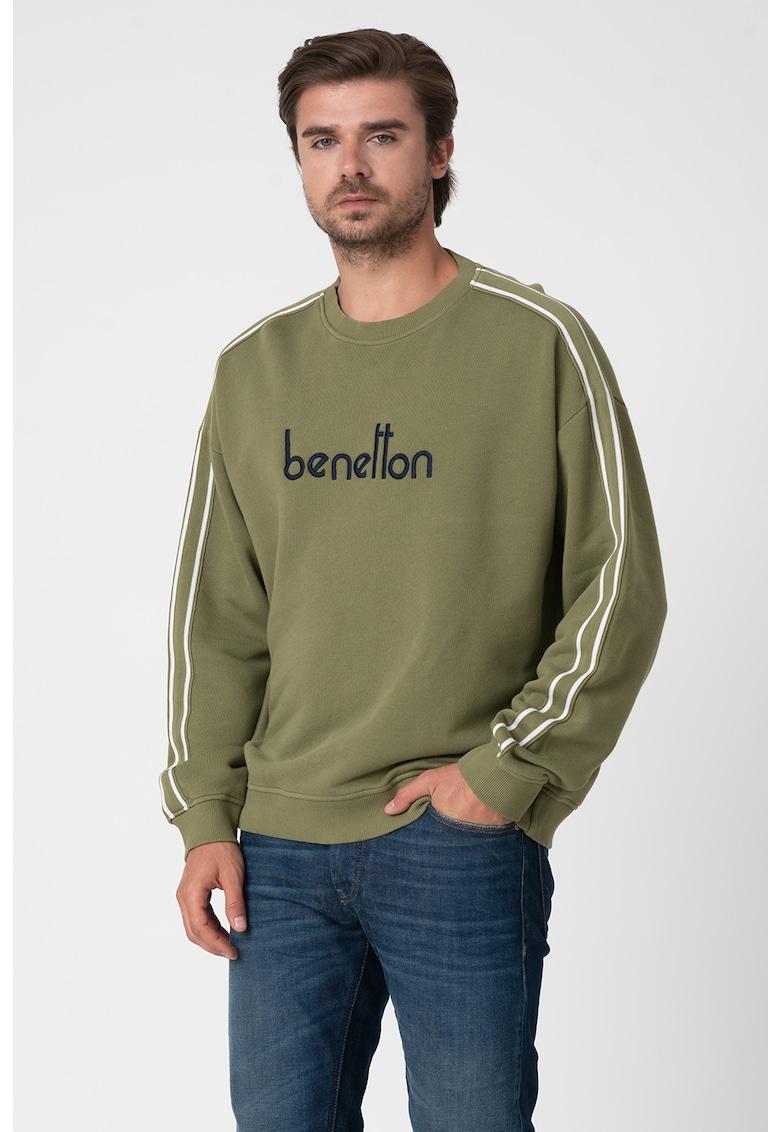 Bluza sport cu broderie logo