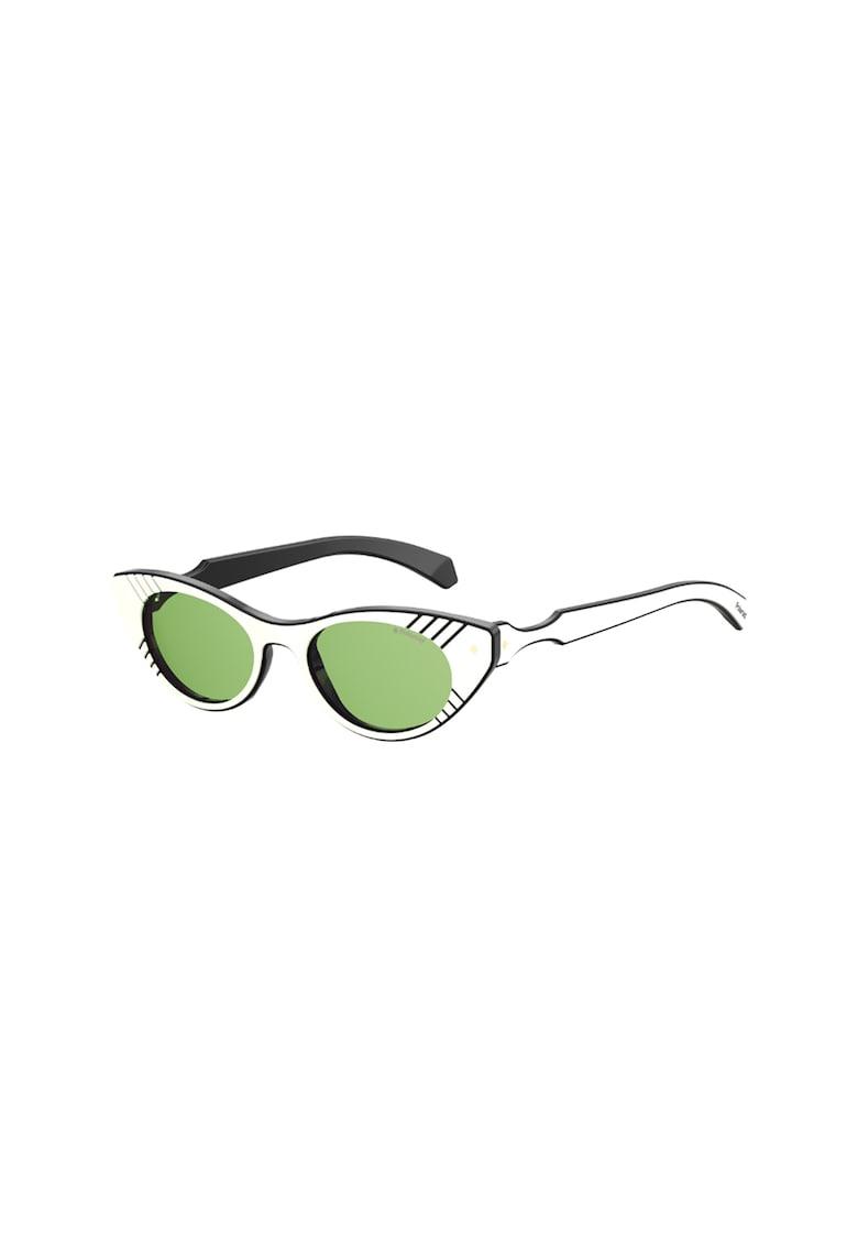 Ochelari de soare cat-eye cu lentile polarizate imagine