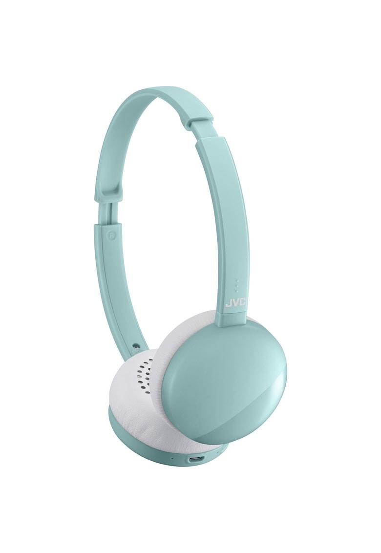 Casti on-ear ultra usoare Bluetooth HA-S22W imagine fashiondays.ro 2021
