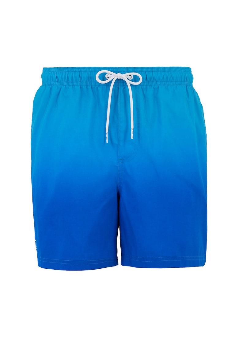 Pantaloni scurti de baie cu aspect in degrade imagine