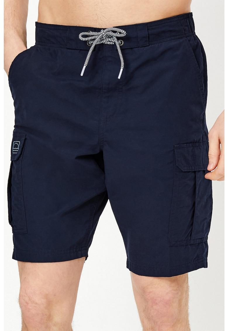 Pantaloni scurti cargo de baie