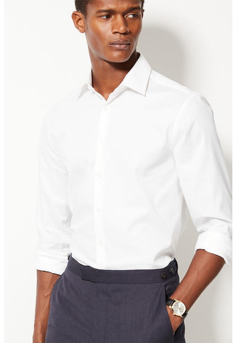 Camasa Oxford slim fit Marks & Spencer fashiondays.ro