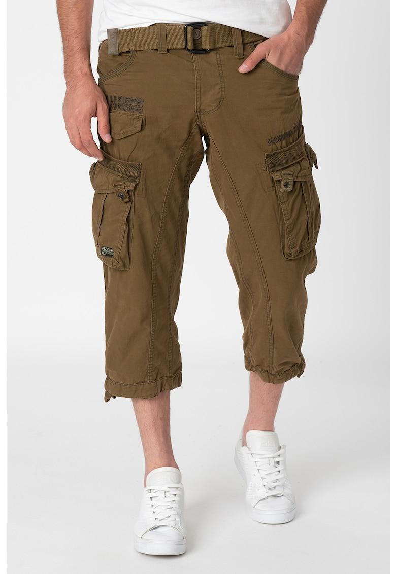 Pantaloni capri cargo Panoramique