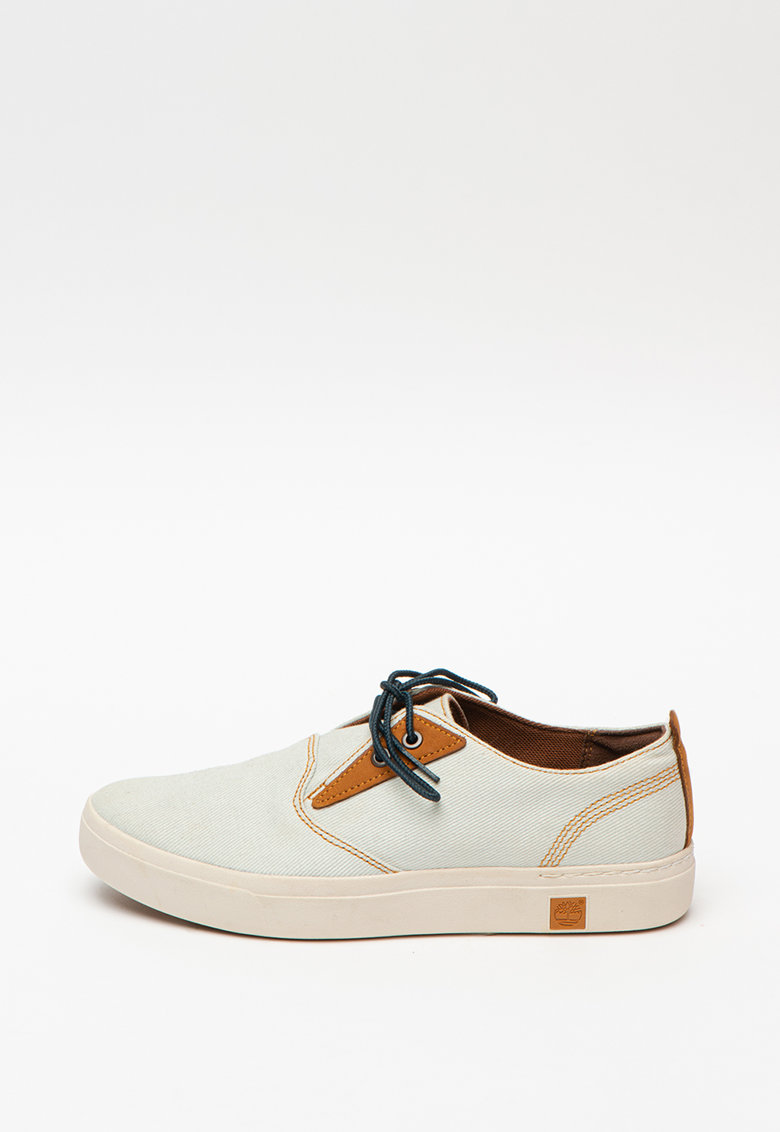 Pantofi casual cu garnituri de piele Amherst