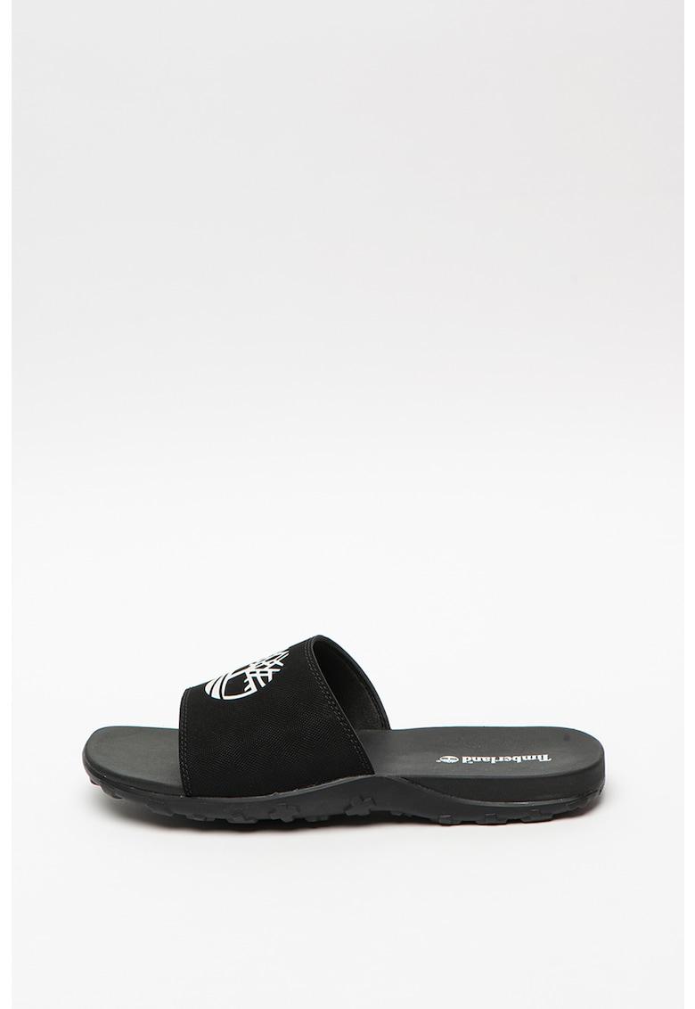 Papuci cu imprimeu logo Fells imagine
