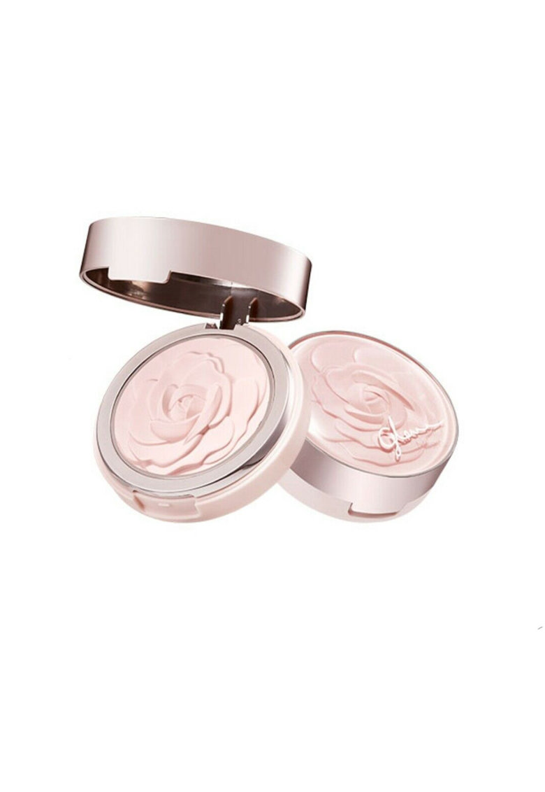 Crema stralucitoare 6-in1 - protectie solara - primer - iluminator si ser hidratant cu petale de trandafir  11 g