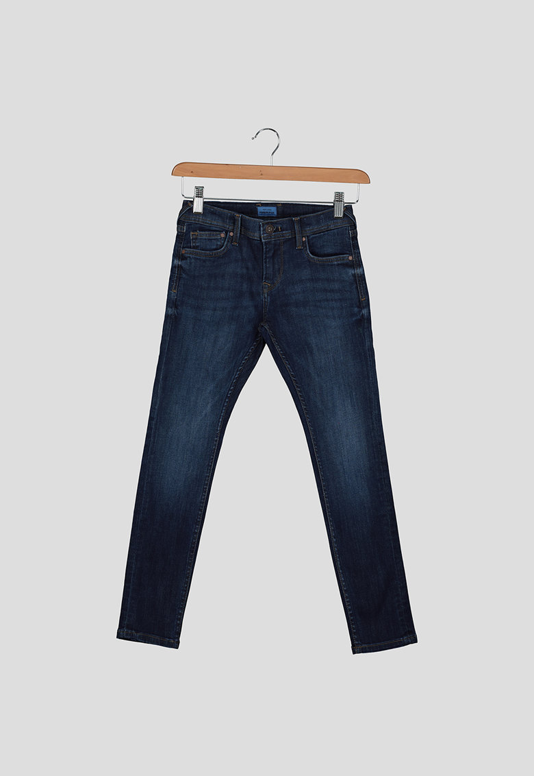 Blugi drepti Pepe Jeans London fashiondays.ro