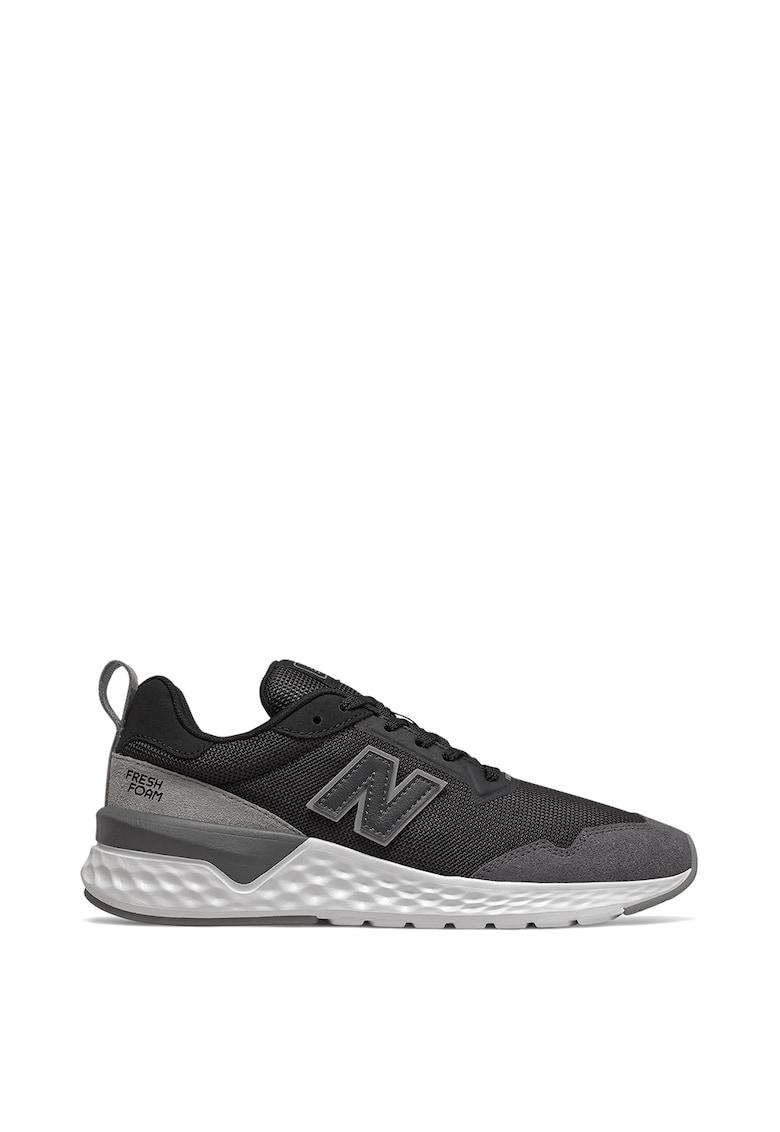 Pantofi sport cu garnituri de plasa 515