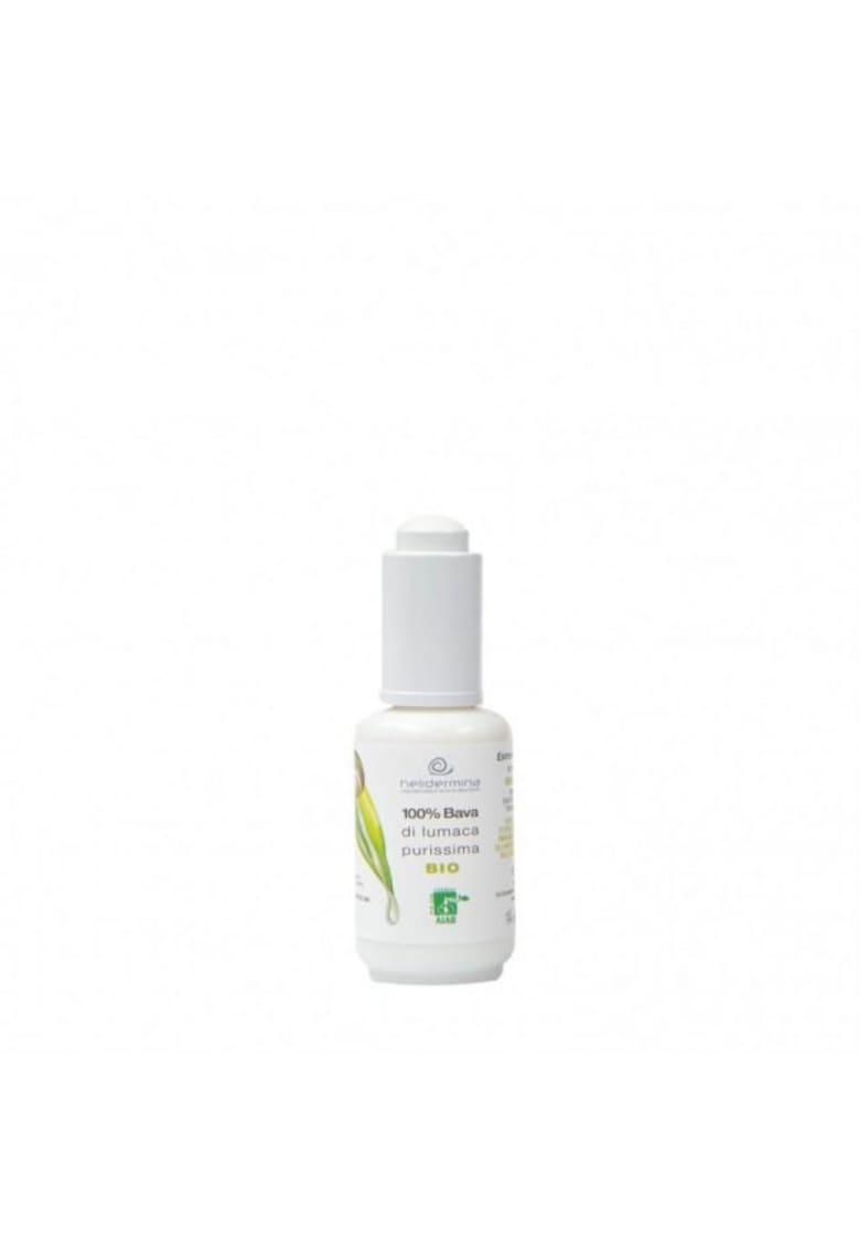 Ser facial bio regenerant Helidermina cu extract de melc - 30 ml
