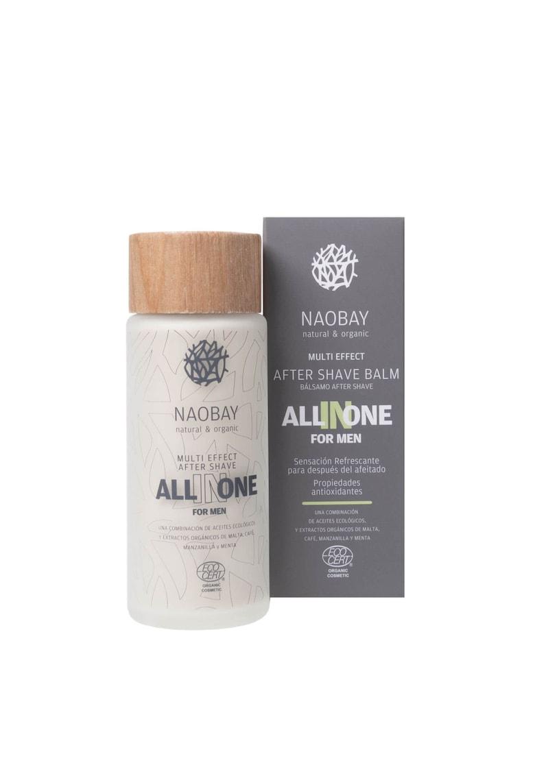 After shave balsam bio hidratant All In One cu ulei de argan - jojoba si dovleac - 100 ml imagine
