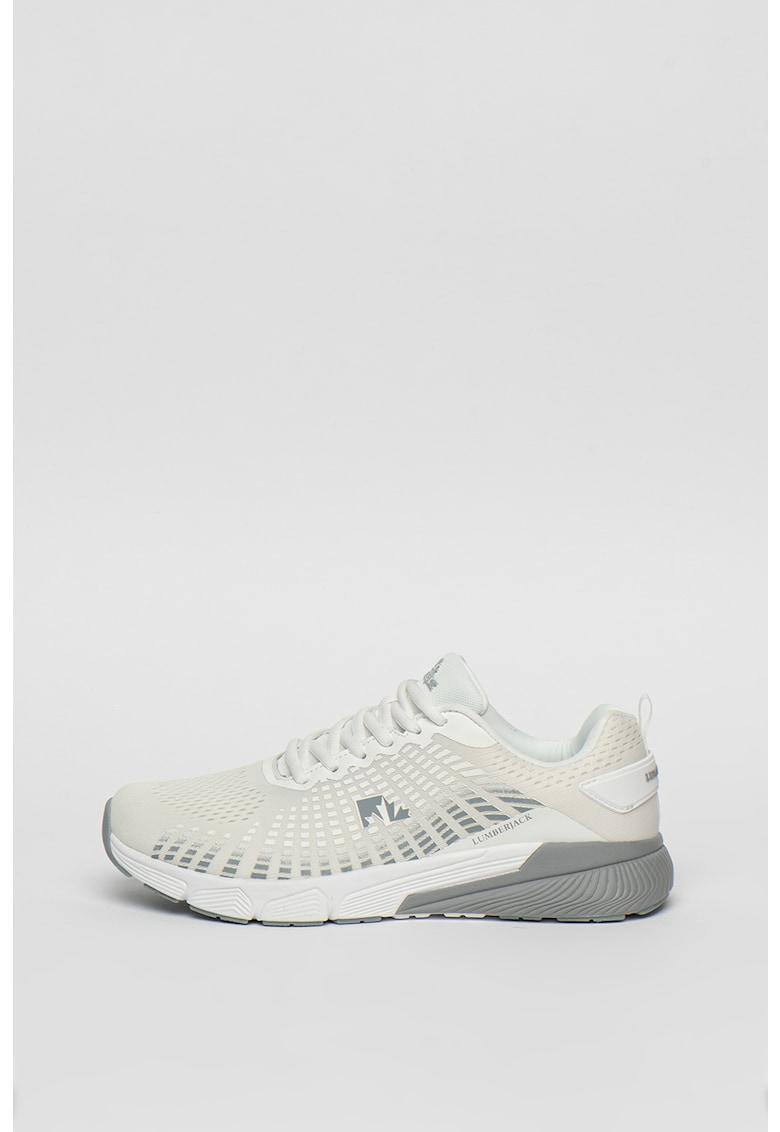 Pantofi sport cu insertii din plasa Chen
