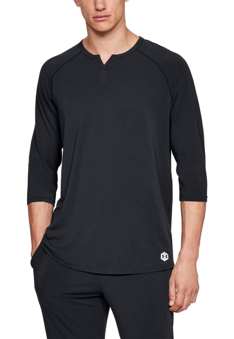 Bluza de pijama din amestec de modal Athlete Recovery