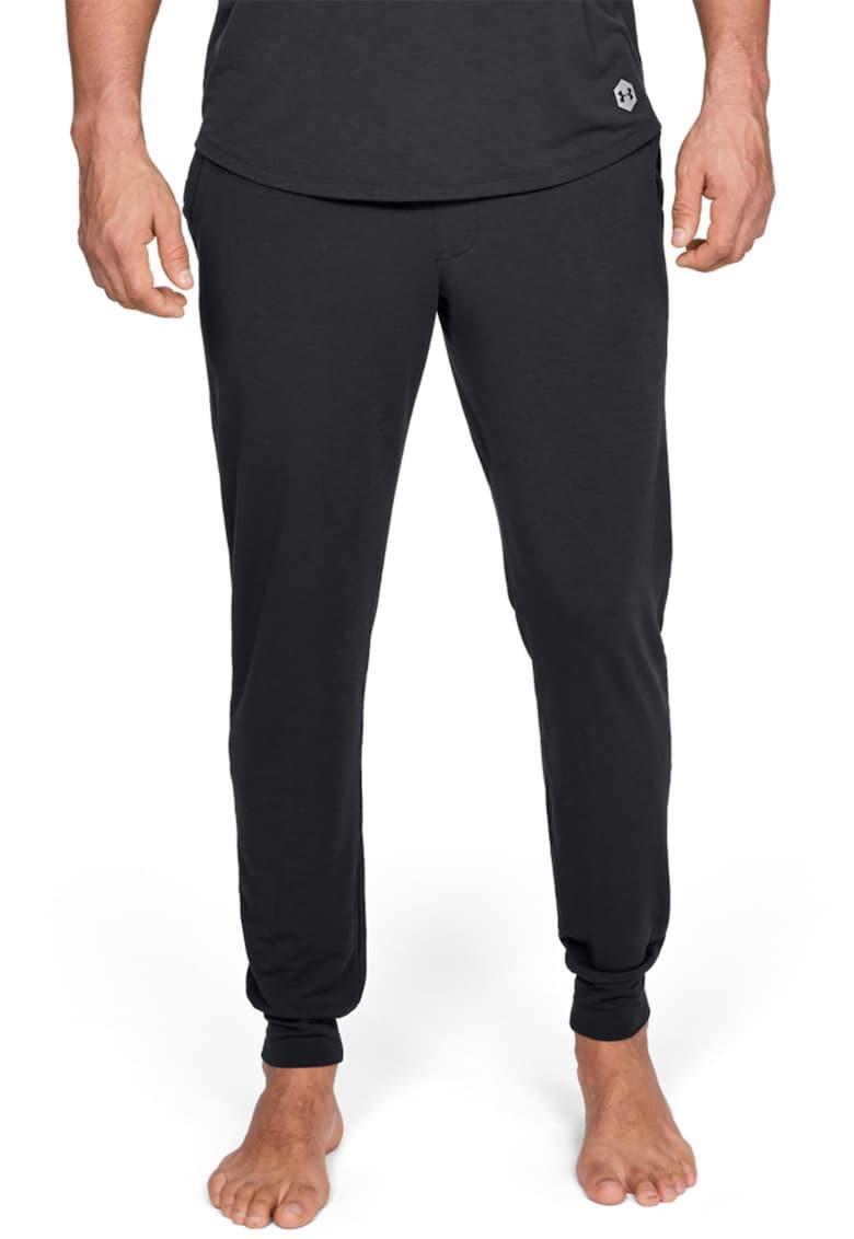 Pantaloni de pijama cu buzunare oblice Recovery imagine fashiondays.ro