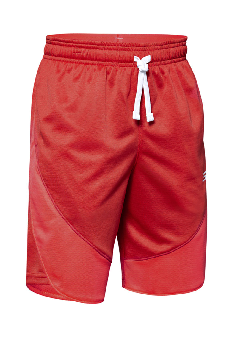 Pantaloni scurti cu snur in talie - pentru baschet SC30