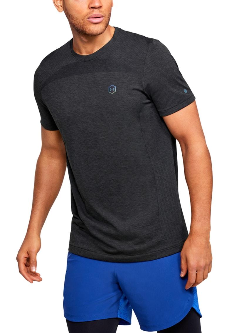 Tricou elastic fara cusaturi - pentru fitness Rush