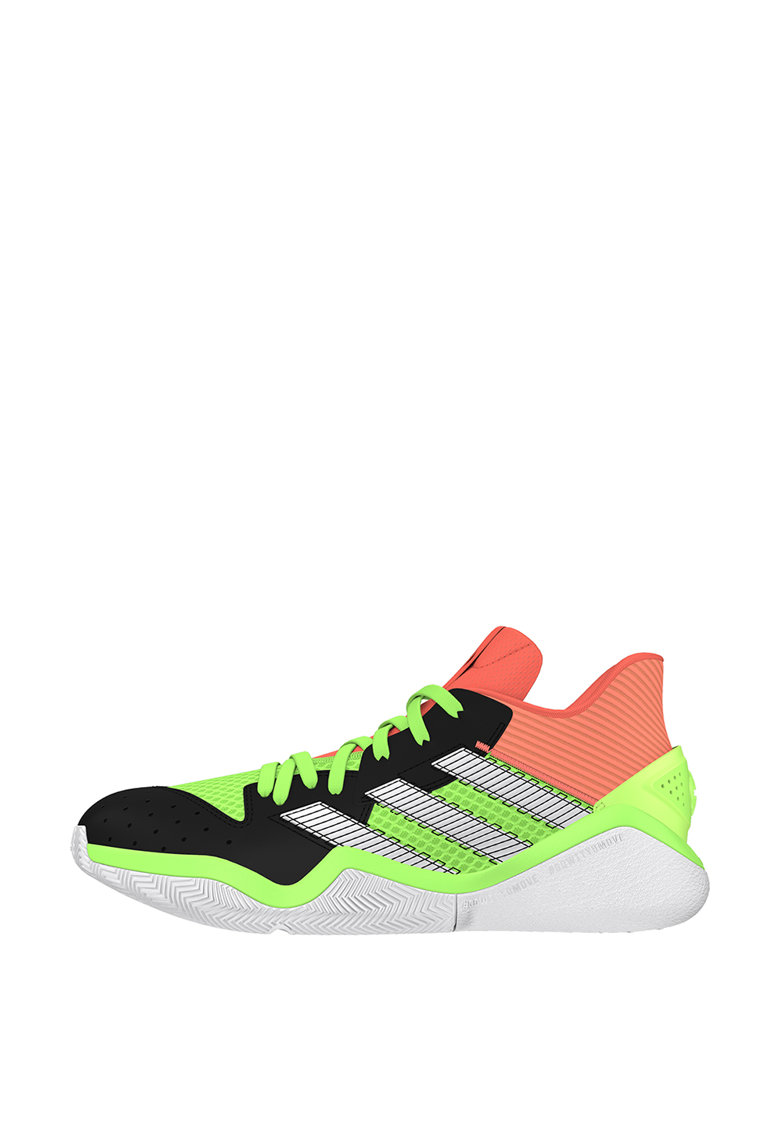 Pantofi cu insertii din plasa - pentru baschet Stepback imagine