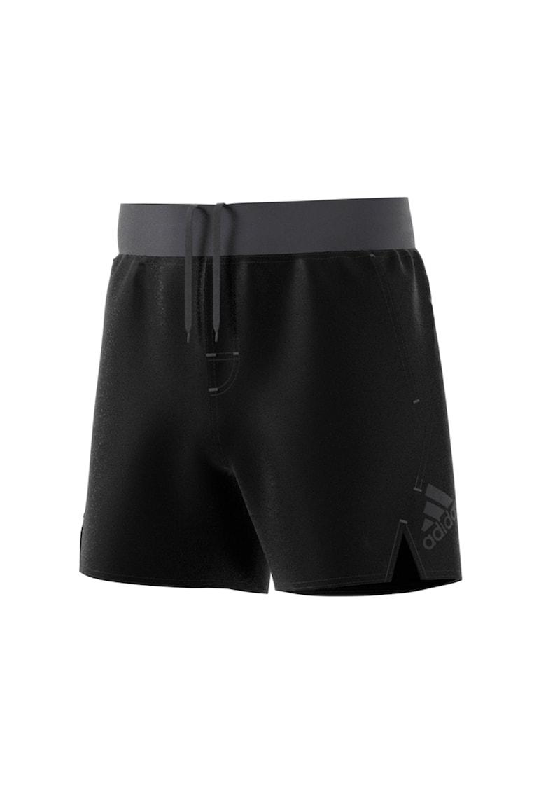 Pantaloni scurti cu buzunare laterale - pentru inot Tech imagine