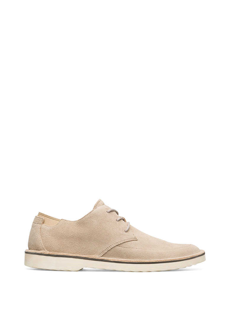 Pantofi casual de piele intoarsa