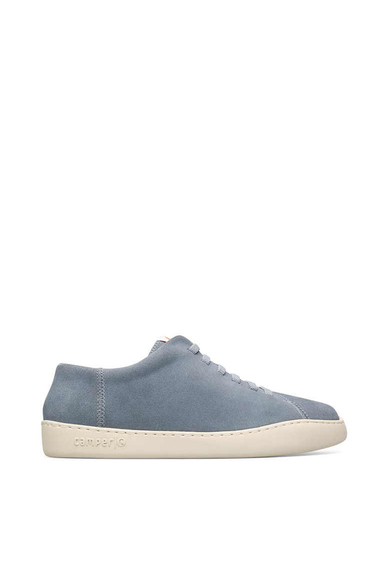 Pantofi sport slip-on cu insertii din piele ecologica Timmy 2