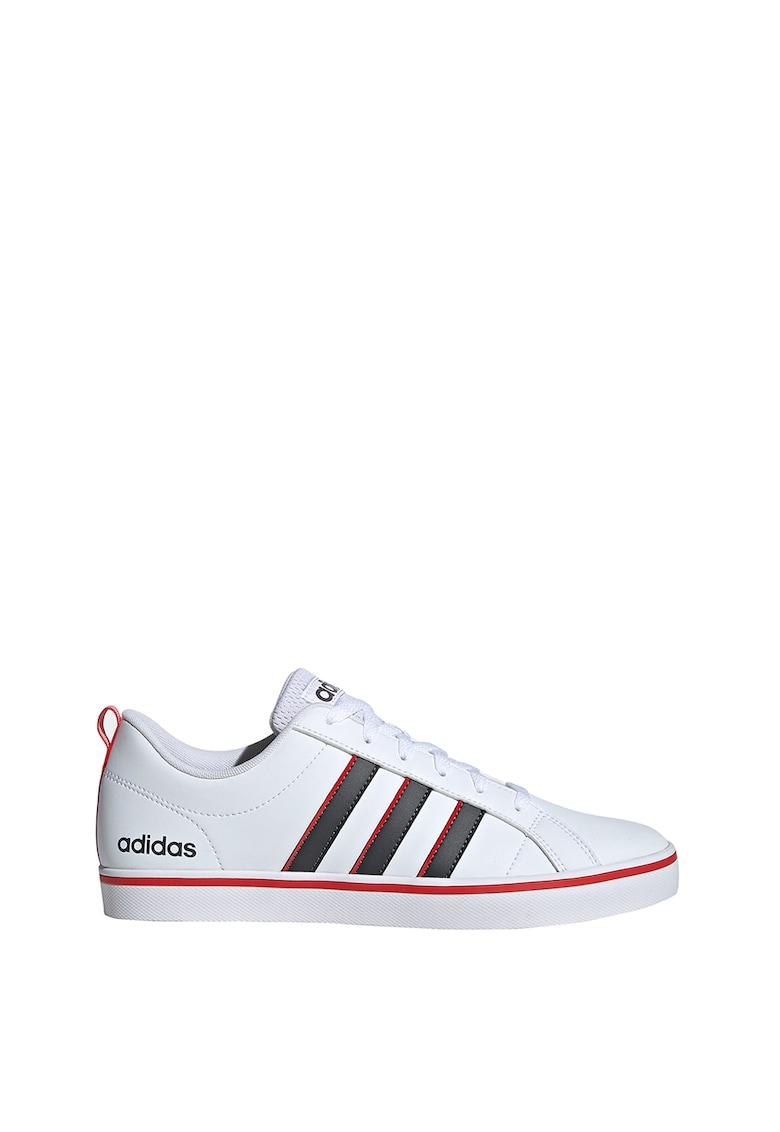 Pantofi sport din piele ecologica cu garnituri contrastante imagine