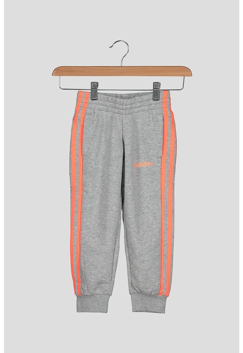 Pantaloni sport lungi cu buzunare laterale