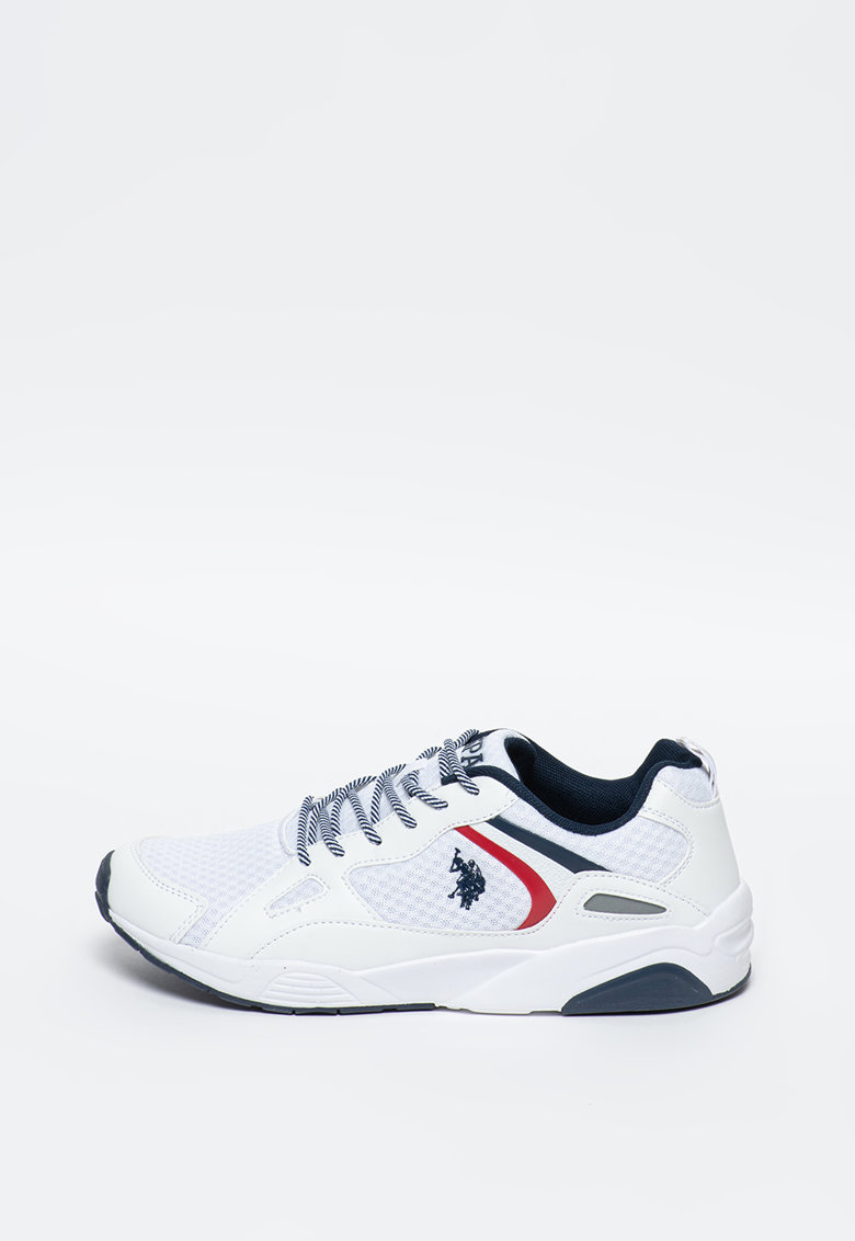 Pantofi sport din piele si piele ecologica Elite 2