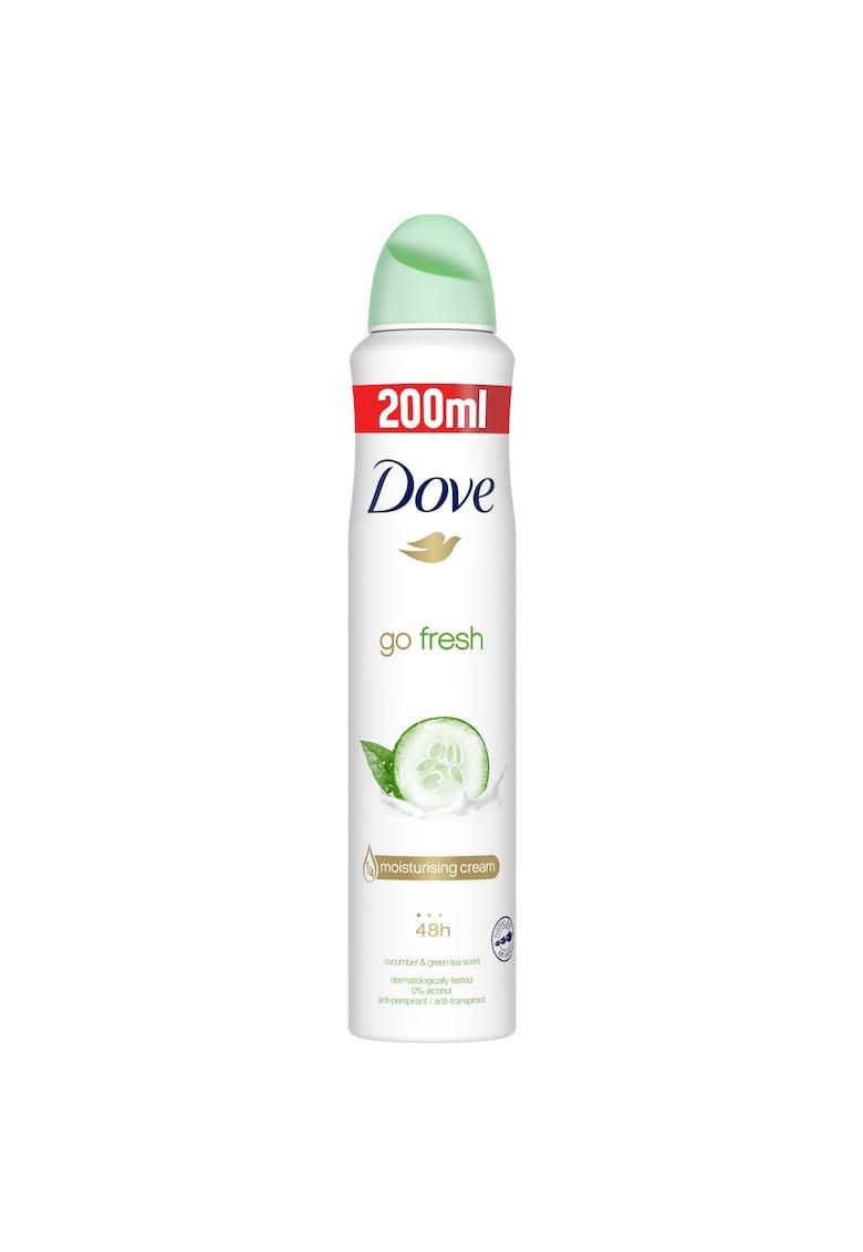 Deodorant spray  Go Fresh Cucumber & Green Tea - 200 ml
