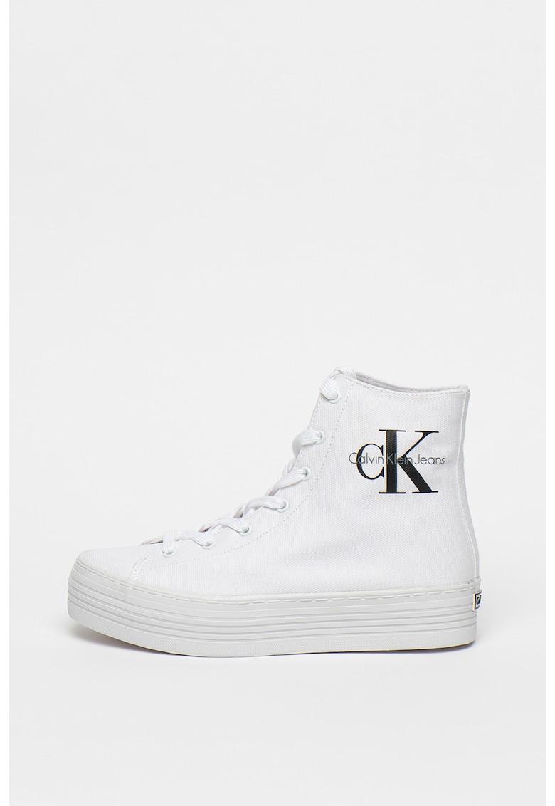 Pantofi sport flatform inalti Zabrina imagine