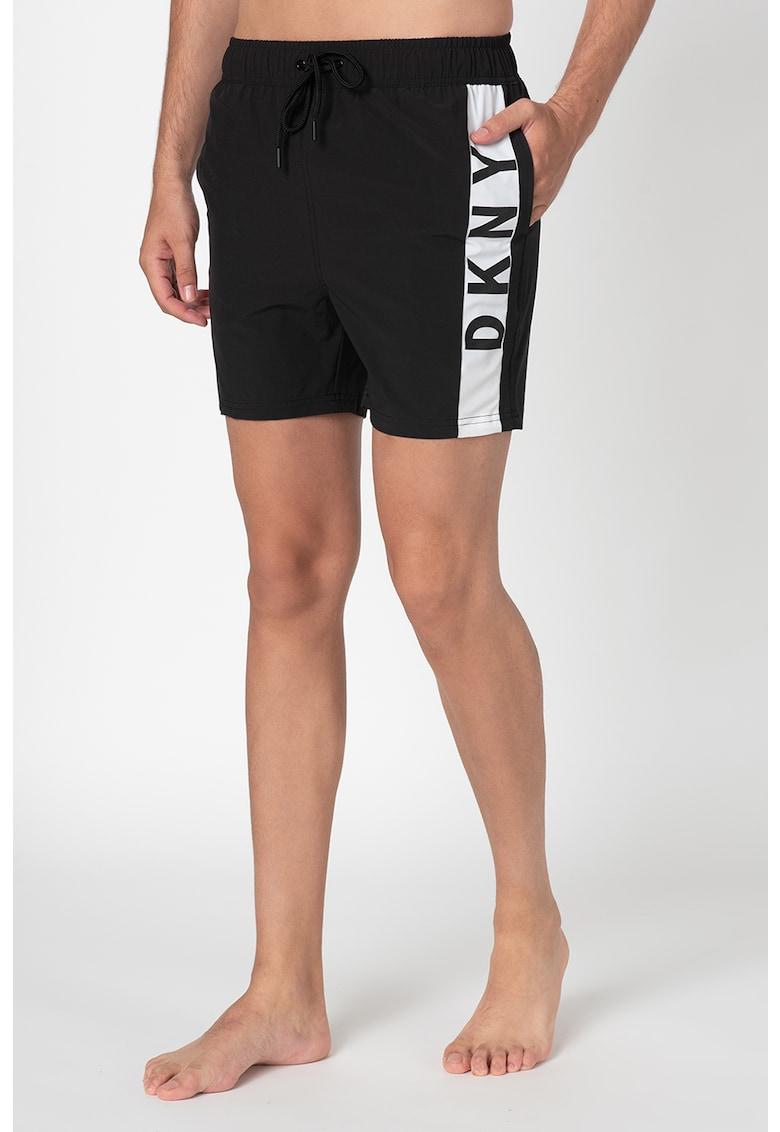 Pantaloni scurti de baie cu snur de ajustare imagine