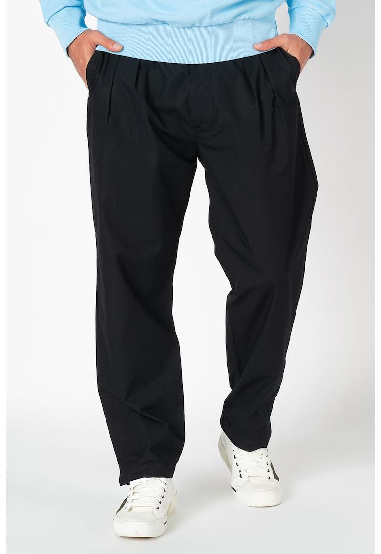 Pantaloni conici cu o curea P-Coole