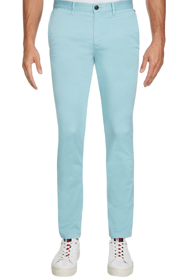 Pantaloni chino slim fit Bleecker imagine fashiondays.ro