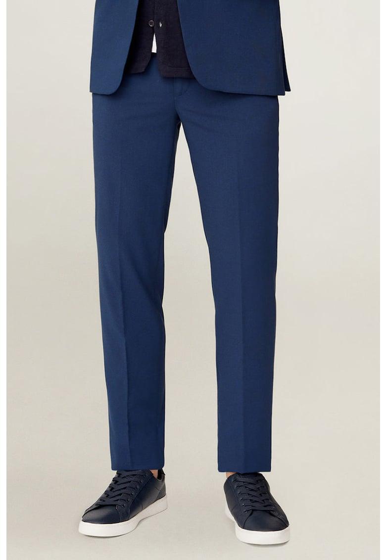 Pantaloni drepti cu buzunare laterale Brasilia