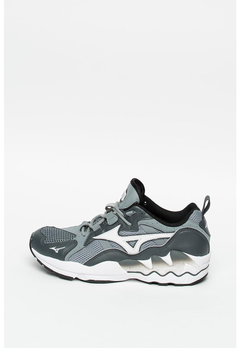 Pantofi sport unisex - de piele ecologica Wave Rider 1