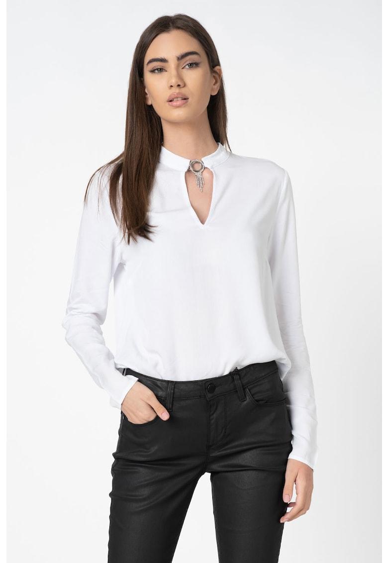 Bluza cu detaliu decupat imagine