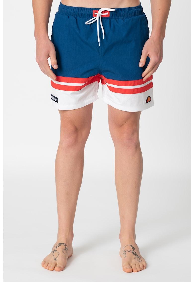 Pantaloni scurti de baie - cu aspect colorblock Cefalu de la ELLESSE