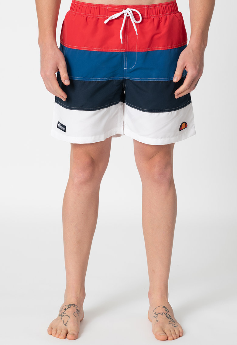 Pantaloni scurti de baie - cu model in dungi Portofino