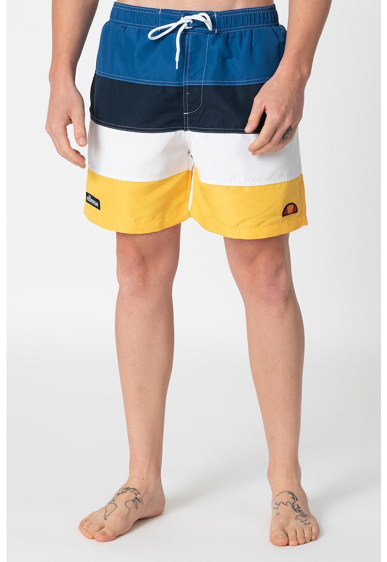 Pantaloni scurti de baie - cu model in dungi Portofino de la ELLESSE