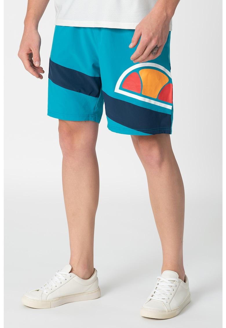 Pantaloni scurti cu imprimeu logo Duetto