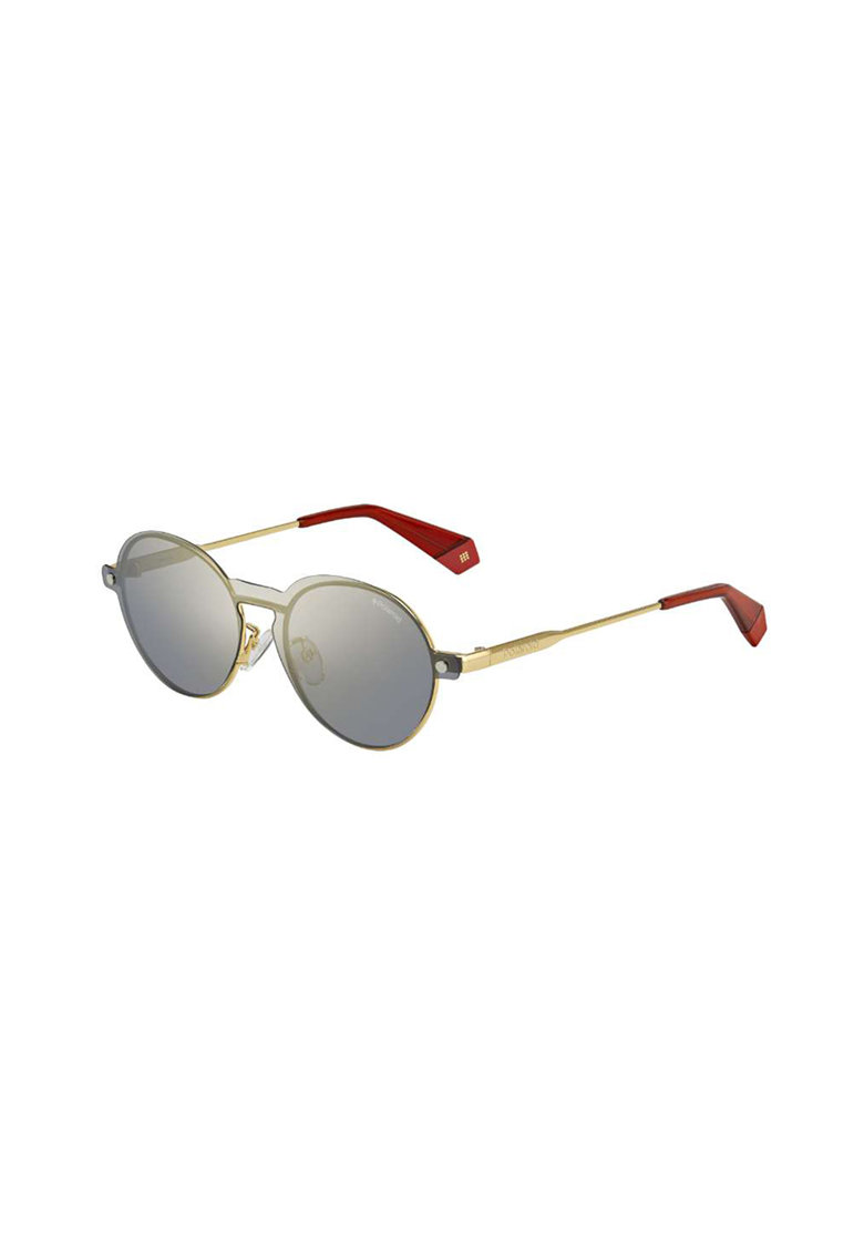 Ochelari de soare unisex rotunzi cu lentile polarizate