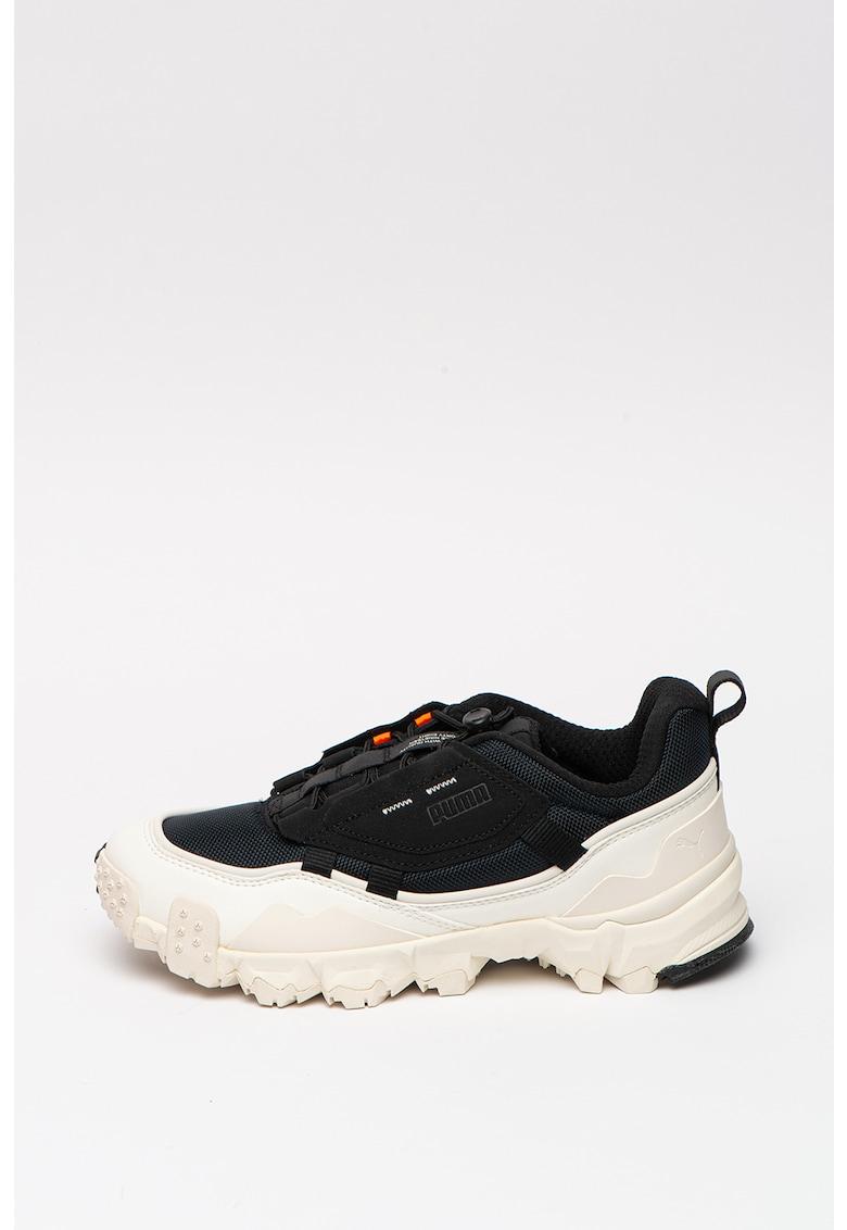 Pantofi sport unisex de plasa - cu garnituri de piele ecologica All Star Ultra 3