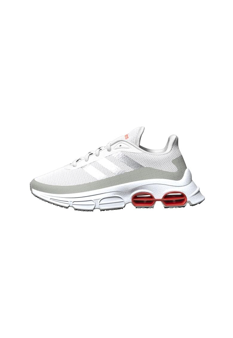 Pantofi cu aspect masiv - pentru alergare Quadcube imagine