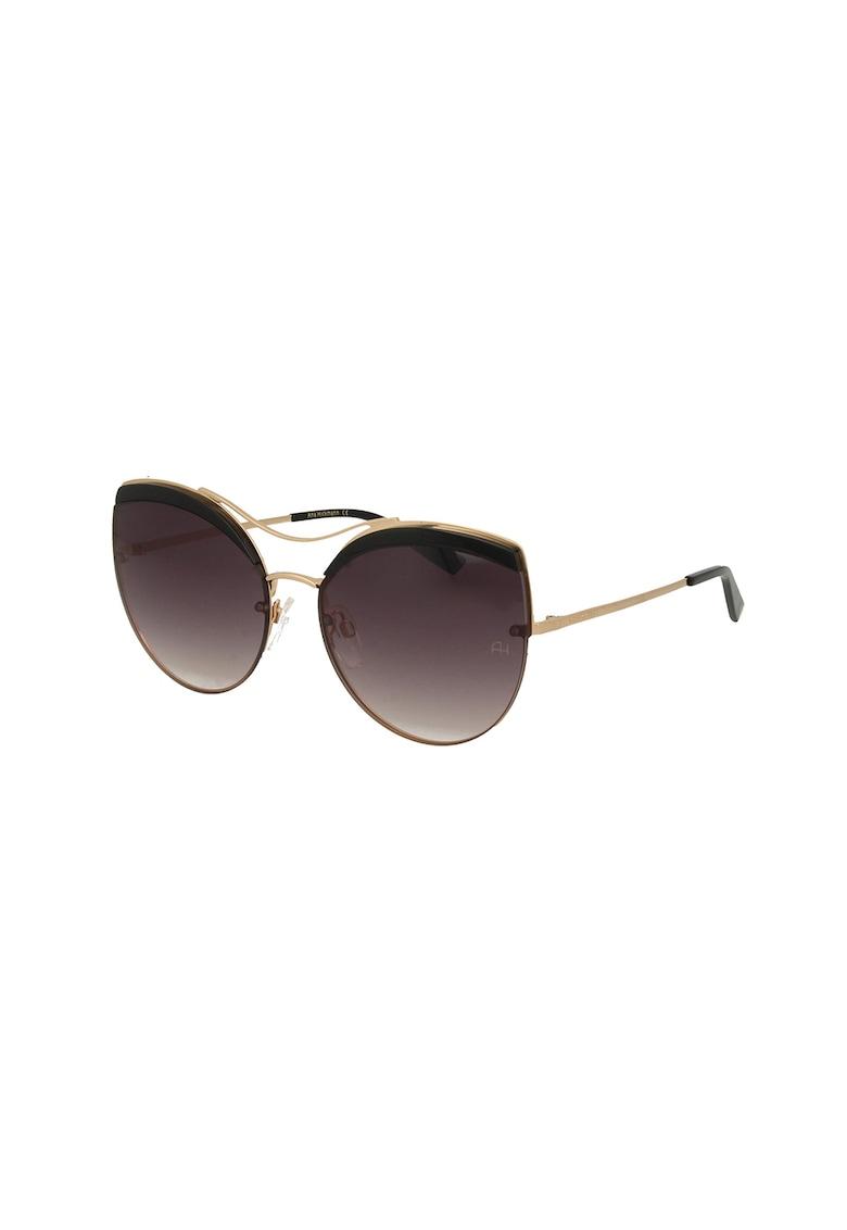 Ochelari de soare cat-eye polarizati imagine fashiondays.ro Ana Hickmann