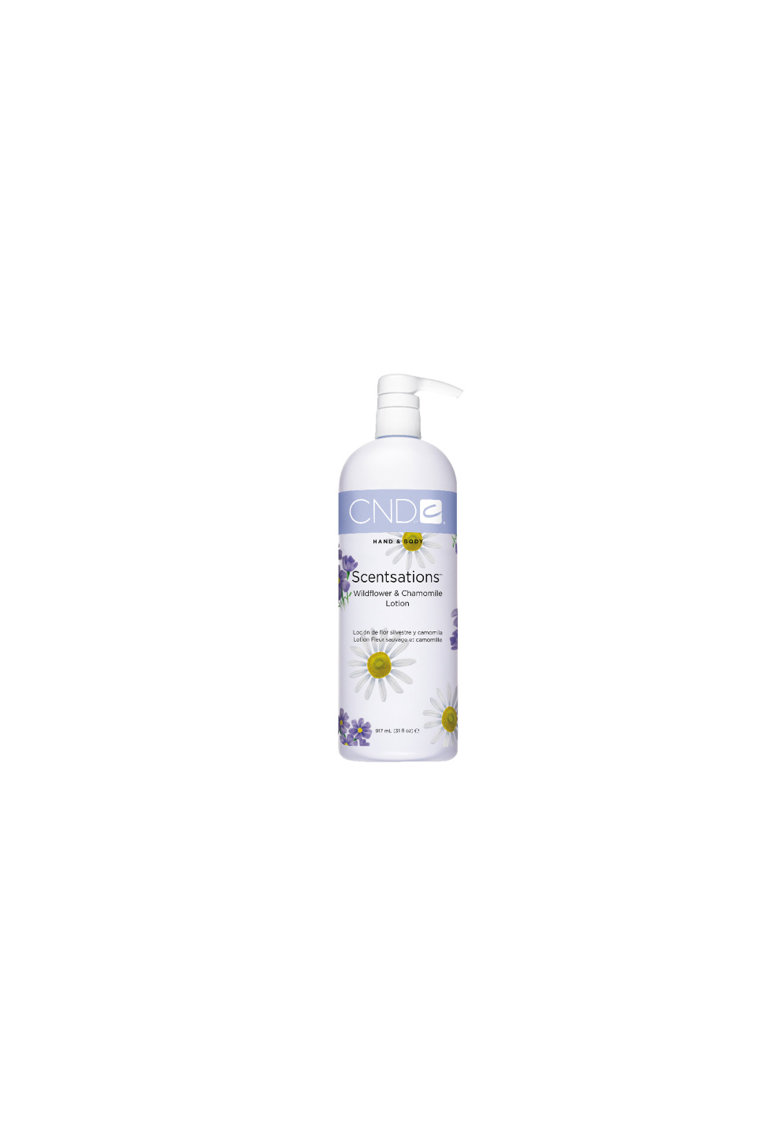 Lotiune Scentsation Wildflower & Chamomile pentru hidratare - 917 ml fashiondays.ro