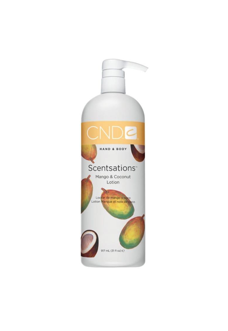 Lotiune Scentsation Mango & Coconut pentru hidratare - 917 ml