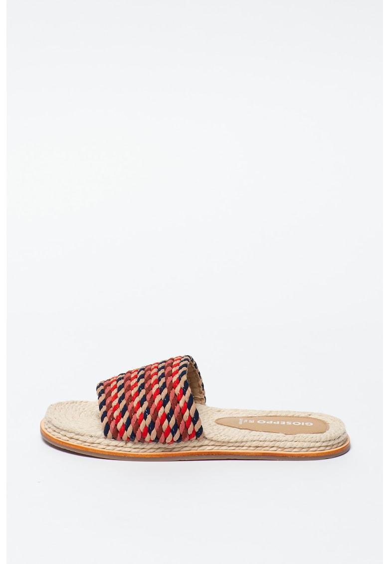 Papuci cu aspect tesut Kiantone imagine
