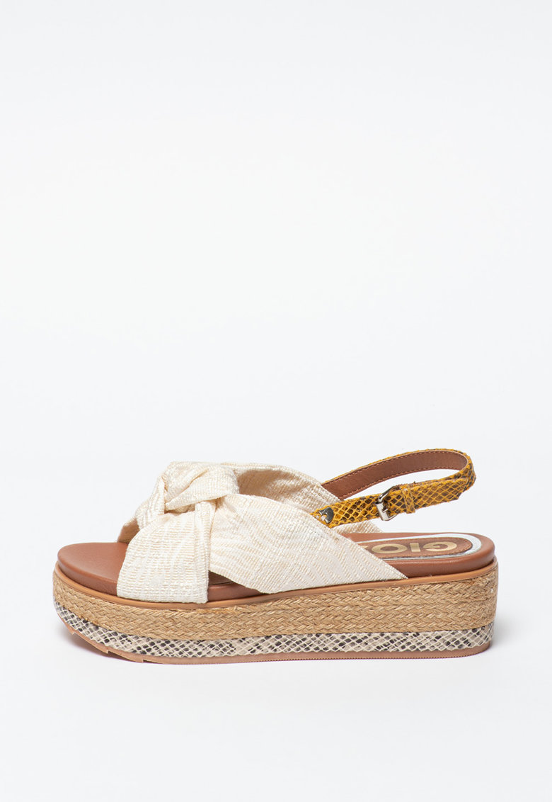 Sandale cu platforma Nevele