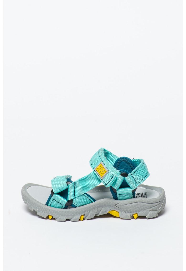 Sandale cu velcro Duval