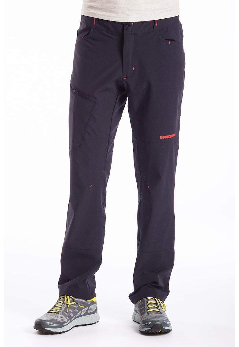 Pantaloni regular fit impermeabili - pentru drumetii Gregory poza fashiondays