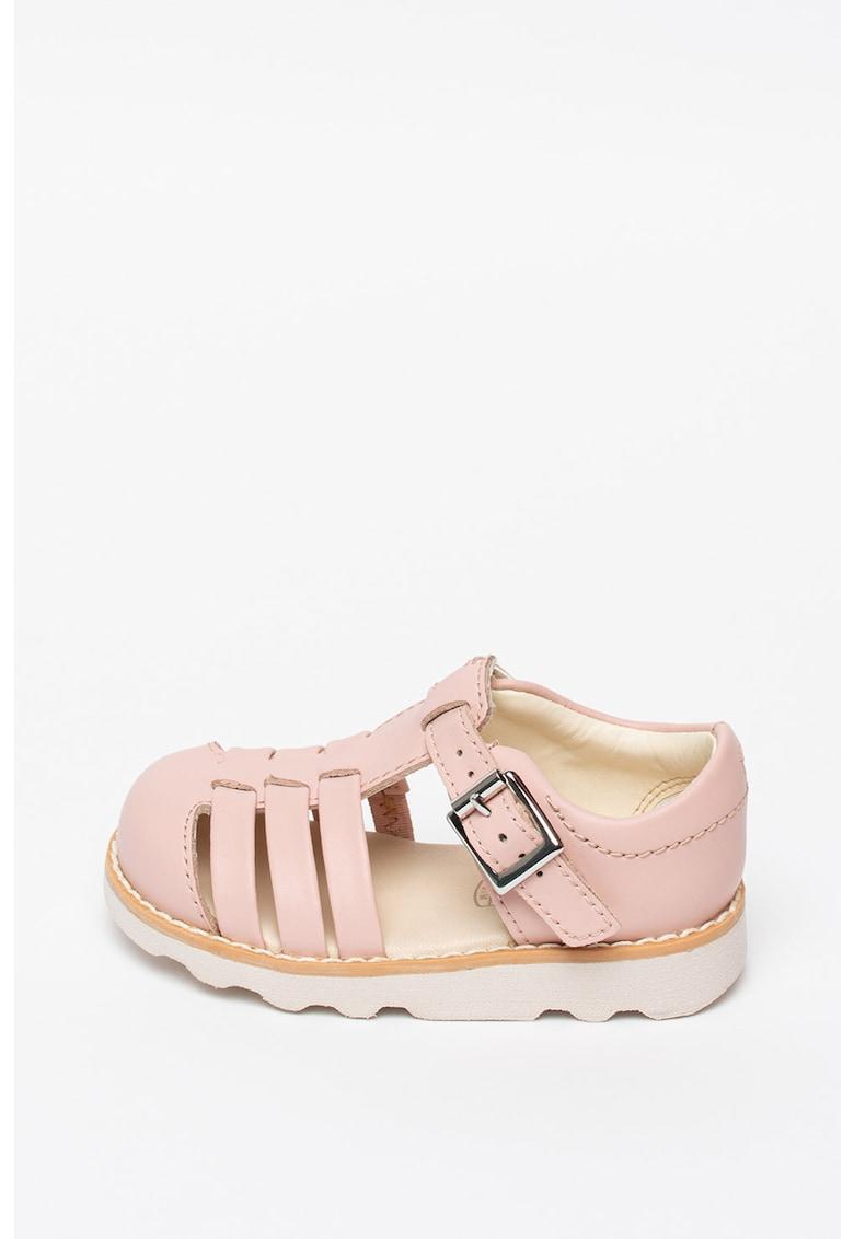 Pantofi Mary Jane din piele Crown Stem