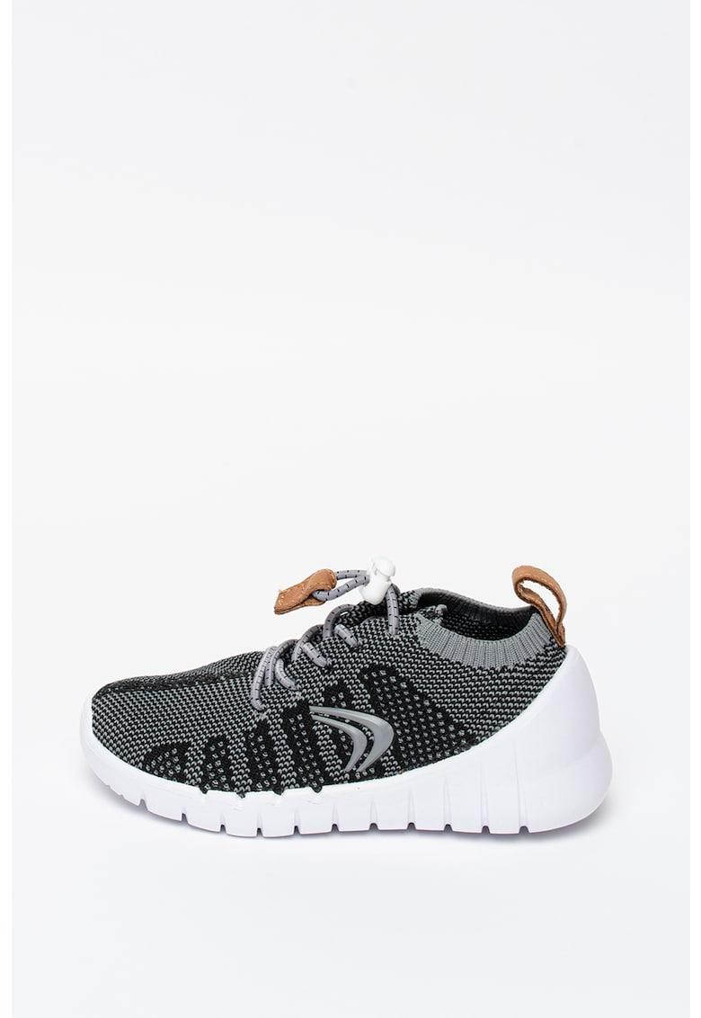 Pantofi sport wide-fit de plasa tricotata Sprint Aero